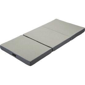 ラクラ 体圧分散敷きふとん(三つ折り) C8132047お得 な全国一律 送料無料 日用品 便利 ユニーク