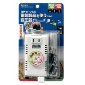 お役立ちグッズ YAZAWA 海外旅行用変圧器130V240V210W HTDC130240V21075W 旅行用変圧器・変換プラグ 旅行用品 関連その他家電用品 生活家電 家電
