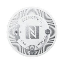 生活雑貨 サンワサプライ NFCタグ(大容量888byte、5枚入り) MM-NFCT2