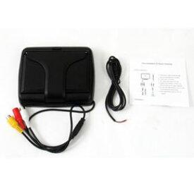 お役立ちグッズ ITPROTECH 車載 4.3インチ 折り畳み型モニター YT-MON43 モニター カーナビ・カーエレクトロニクス 関連その他テレビ関連製品 映像関連 家電