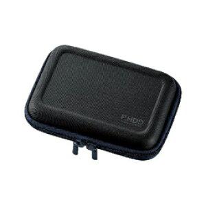 ポータブルHDDケース(セミハード) HDC-SH002BKオススメ 送料無料 生活 雑貨 通販