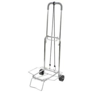 簡単に収納できるコンパクトな力持ち。重い機材もらくらく。 キャリーカートS E-6677お得 な全国一律 送料無料 日用品 便利 ユニーク