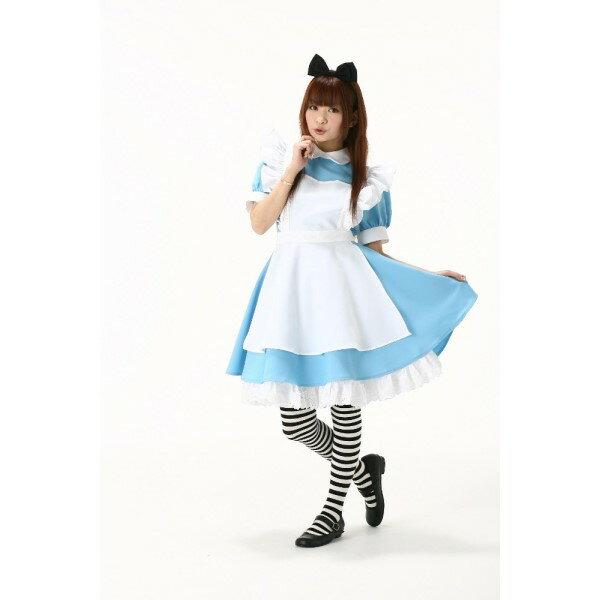 【アリス風コスプレ】ドリームアクアハロウィン 仮装 ハロイン halloween costume ハローウィン