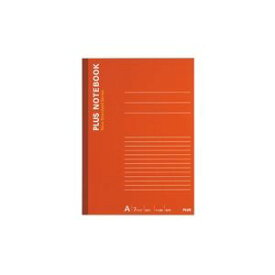 (まとめ買い)プラス ノートブック NO-003AS-10CP B5 A罫 10冊 【×5セット】