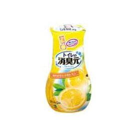 生活用品・インテリア・雑貨 (まとめ買い)小林製薬 トイレの消臭元 400ml レモン1個 【×40セット】