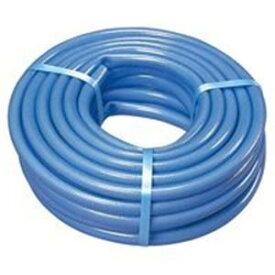 日用品・生活雑貨 関連 (まとめ買い)アイリスオーヤマ 耐圧糸入カットホース 20m ブルー 136412 【×3セット】