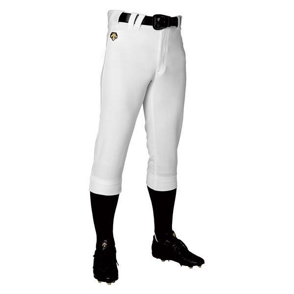 スポーツ用品・スポーツウェア デサント(DESCENTE) ユニフィットパンツ レギュラーパンツ (野球) DB1010P Sホワイト O-8