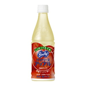 果実・野菜飲料 関連商品 【まとめ買い】アサヒ バヤリース アップル ペットボトル 430ml×24本(1ケース)