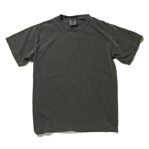 半袖Tシャツ 関連商品 50回ウォツシュ加工ガーメント後染め6.2オンスヘビーウェイトTシャツ ペッパー XL