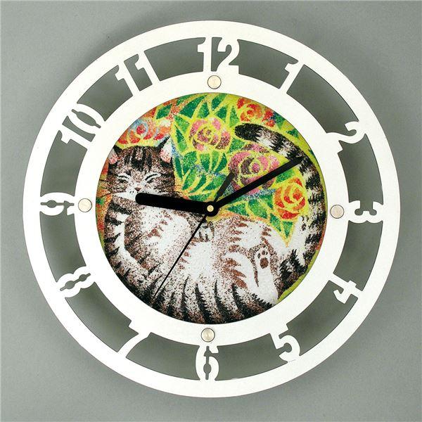ホビー・エトセトラ 生活日用品 雑貨 (まとめ買い)メタリック時計 砂絵セット 【×5セット】
