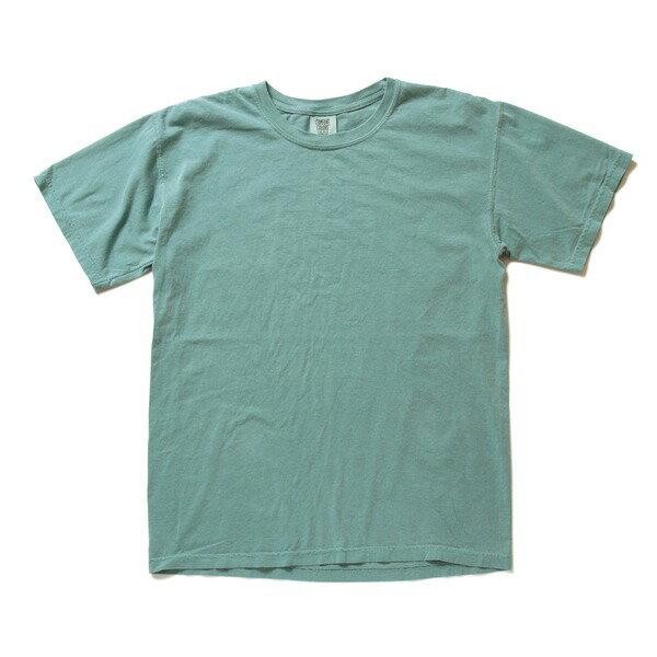 半袖Tシャツ 関連商品 50回ウォツシュ加工ガーメント後染め6.2オンスヘビーウェイトTシャツ シーフォーム XL
