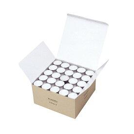 生活用品・インテリア・雑貨 (まとめ) カメヤマ ティーライトティン 1パック(125個) 【×2セット】