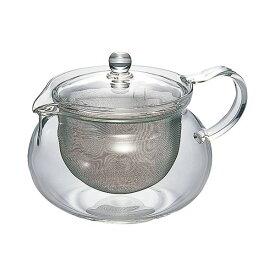 日用品雑貨・文房具・手芸 関連 (まとめ) ハリオグラス 茶茶急須 丸 700ml CHJMN-70T 1個 【×3セット】