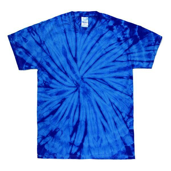 半袖Tシャツ 関連商品 スパイダータイダイTシャツ スパイダーロイヤル XL