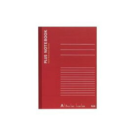 (業務用50セット) プラス ノートブック NO-003AS-10P B5 A罫 10冊 【×50セット】