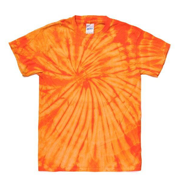 半袖Tシャツ 関連商品 スパイダータイダイTシャツ スパイダーゴールド L