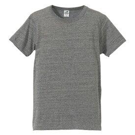メンズファッション トップス Tシャツ・カットソー 関連 猛暑対策4.4オンスライトウェイトシャンブレー(霜降り)Tシャツ同色3枚セット ビンテージヘザーM
