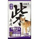 (まとめ)イースター 日本犬柴専用11歳から用 2.5Kg【犬用・フード】【ペット用品】【×4セット】