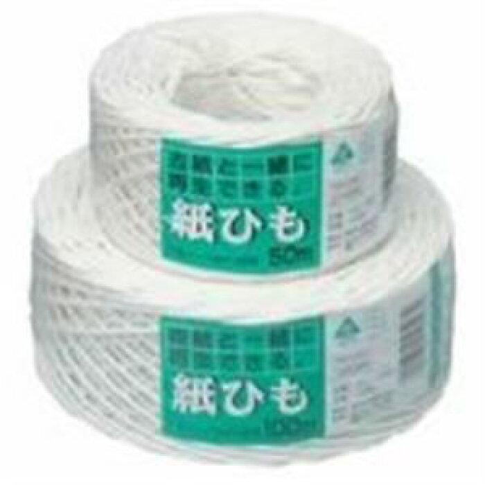 生活用品・インテリア・雑貨(業務用200セット)マルアイ紙ひもカヒ-5WNO.5白【×200セット】