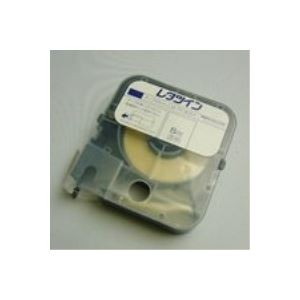 生活用品・インテリア・雑貨 (業務用70セット) マックス レタツインテープ LM-TP305T 透明 5mm×8m 【×70セット】
