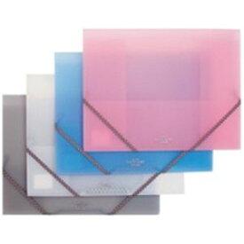 ファイル・バインダー クリアケース・クリアファイル 関連 (業務用200セット) ビュートン フラットホルダー NFH-A4-C A4 透明 【×200セット】