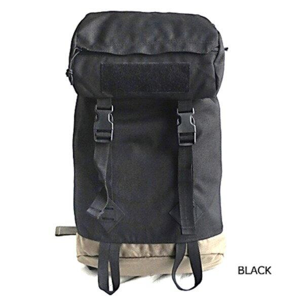 ポーチ・バッグ 関連商品 裏防水加工布仕様リュック ブラック