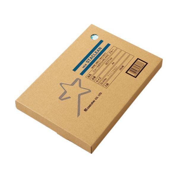 パソコン・周辺機器 (まとめ) 桜井 ニュースタクリンRC.PPC A4 ブルー SC7T1A4 1冊(250枚) 【×4セット】