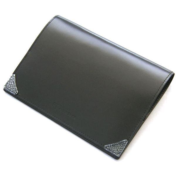 アクセサリー 関連商品 ブックカバー ブラック MG-007