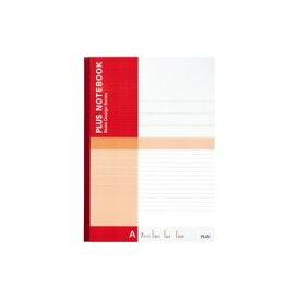 生活用品・インテリア・雑貨 (業務用200セット) プラス ノートブック A4A罫 NO-204AJ 【×200セット】