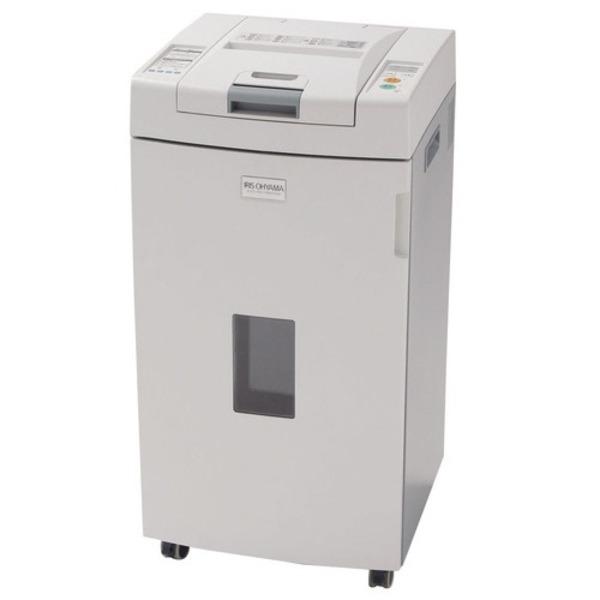 文具・オフィス用品関連 アイリスオーヤマオートフィードシュレッダー A4 クロスカット KTF300C-W 1台