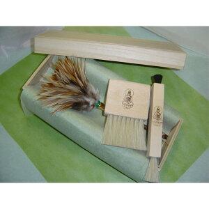 家具 仏壇 ブラシセット 掃除のしやすい、3本セット 生活 高級仏壇ブラシセット