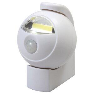 センサーライト 電池式 防犯 非常灯 センサー ライト