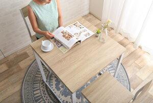 3点セット courage 幅70cmテーブル+チェア2脚お得 な 送料無料 人気 トレンド 雑貨 おしゃれ