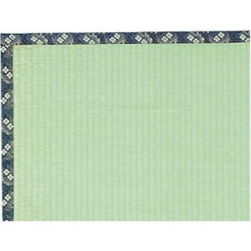 い草ラグ お部屋をナチュラルに演出 便利な い草上敷『梅花(ばいか)』 477×382cm