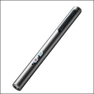 生活雑貨 高輝度赤色レーザーポインター LP-GR1010GM