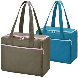 便利雑貨 THERMOS(サーモス) 保冷ショッピングバッグ 約22L RED-022-BL / RED-022-BW ブルー