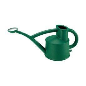 じょうろ アンティーク調 ソフトで広がりのある水やりができます。 園芸用品 ナクレジョーロ 3.5L グリーン(GR)