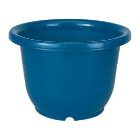 鉢 プランター 容量/21L 庭/ガーデン 輪鉢 15号 ブルー(B)