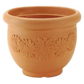ガーデング 植木鉢 容量/20L 便利アイテム アンティコつぼ40型 ブラウン