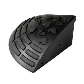 車 段差 ステップ 重みがあり、雨水などに流されにくい。 快適 ロードアップG コーナー15 ブラック(BK)