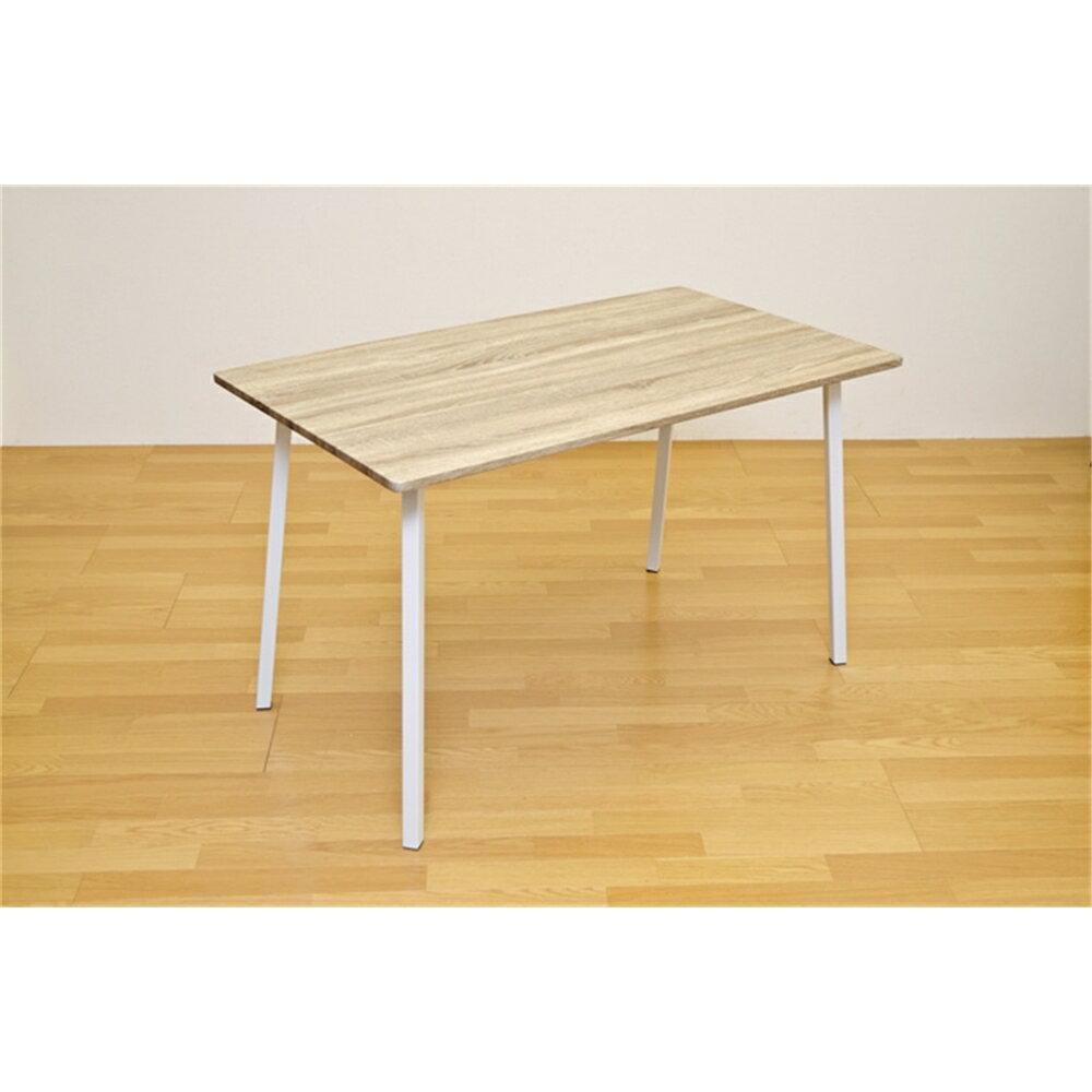 ダイニング 4人掛けテーブル Dining table ダイニングテーブル 120x70cm カラー:ナチュラル