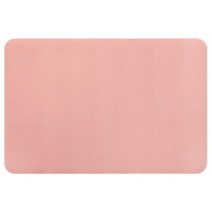 浴槽 滑り止めマット 浴室マット 滑らずしっかり止まる お風呂洗い場マット 60×90 ピンク