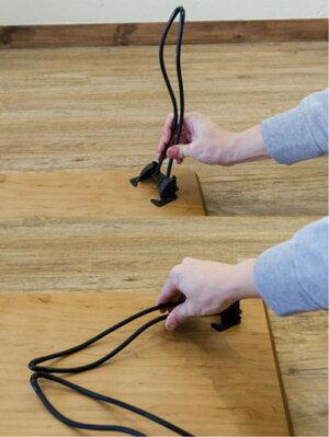 ARCHAIC折れ脚テーブル・L型