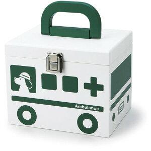 救急箱 おしゃれ インテリア雑貨 収納上手に 救急箱S