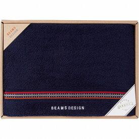 BEAMS DESIGN(ラインドット)バスタオル51-3029300