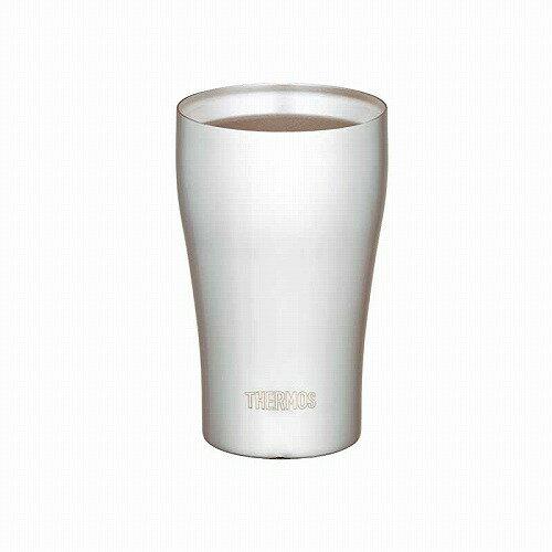 サーモス 真空断熱タンブラービールに最適な真空断熱タンブラー。魔法びん構造だから冷たさ長持ち。外側に水滴が付かないのでコースターもいりませんJCY-320【楽ギフ 包装】