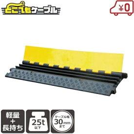 ケーブルプロテクター 屋外 極太収納タイプ PM-3PRO 配線カバー 保護板 敷板