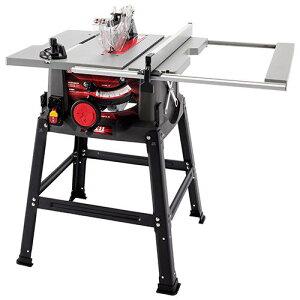 【送料無料】SK11木工用テーブルソーSTS-255ET255mm[木工機械電動ノコギリ丸鋸盤切断工具卓上]