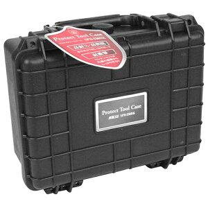 【送料無料】SK11工具箱ツールボックスプロテクトツールケースSPB-340BK[おしゃれ工具入れプラスチックツールケース精密機器類]