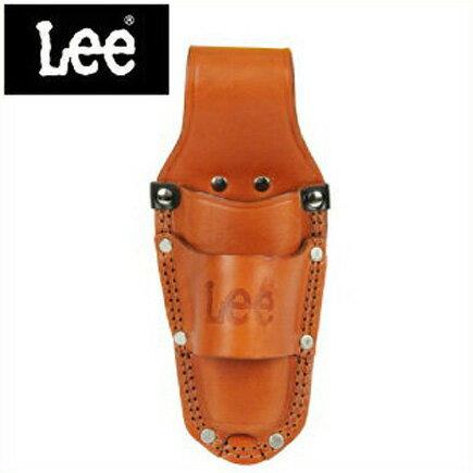Lee 腰袋 工具差し 革製 レザーツールケース LE-LE3C